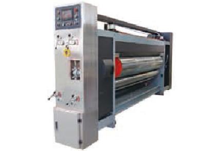 高速水墨印刷开槽模切机-印刷单元