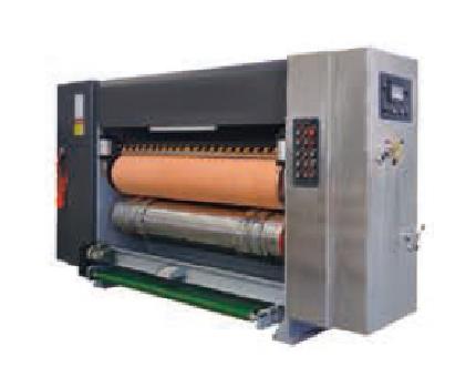 高速水墨印刷开槽模切机-模切单元