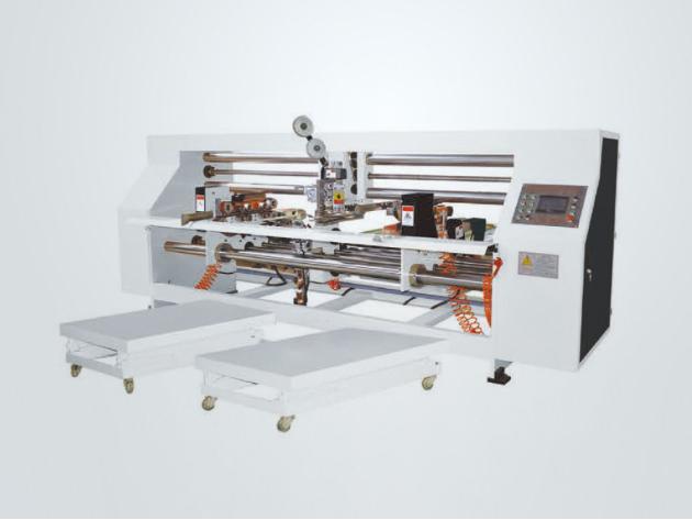 双片式高速半自动钉箱机