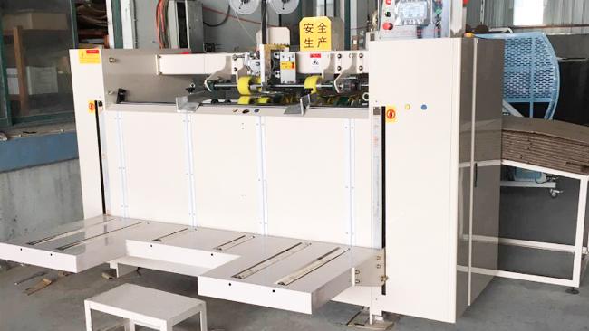 如何做钉箱机保养与维护?