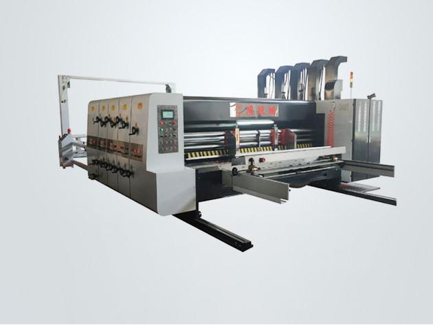 GYK高速水墨印刷开槽机